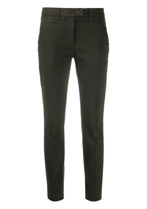 Dondup skinny fit trousers - Green