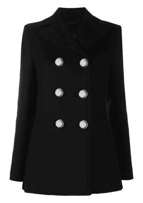 Paco Rabanne double breasted blazer - Black