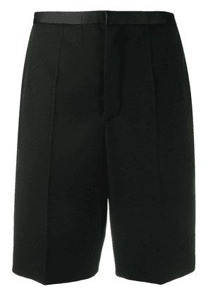 Saint Laurent knee-length tailored shorts - Black