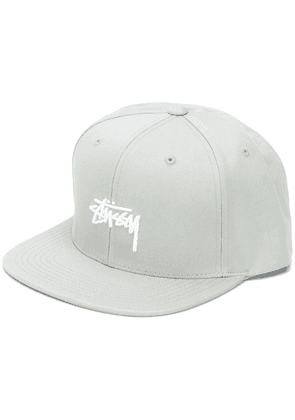 Stussy Stock SP18 baseball cap - Grey