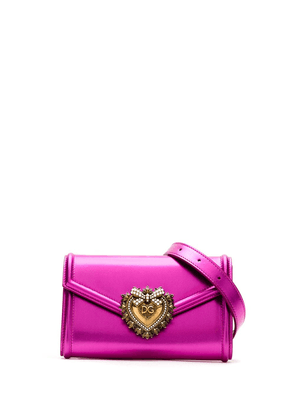 Dolce & Gabbana Devotion belt bag - PINK