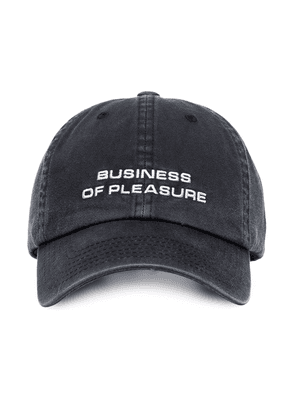 MISBHV Black Business of Pleasure baseball cap