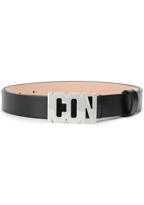 Dsquared2 Icon buckle belt - Black