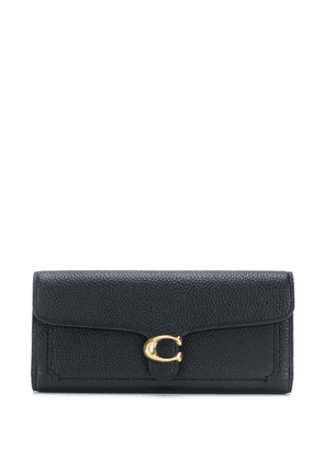 Coach Tabby long wallet - Black