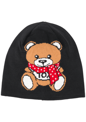 Moschino Teddy Bear beanie - Black