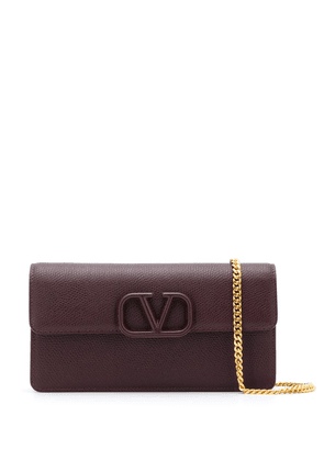 Valentino Garavani VSLING chain-strap shoulder bag - PURPLE