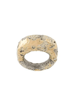 Parts of Four Mountain ring - GOLD