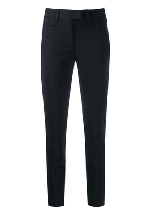 Dondup slim fit tailored trousers - Blue