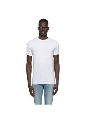 Dsquared2 Two-Pack White Crewneck T-Shirt