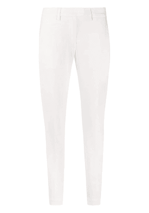Dondup slim-fit trousers - White