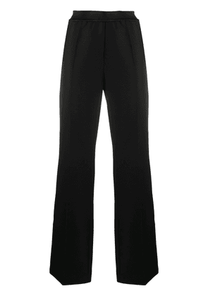 Haider Ackermann straight leg tailored trousers - Black