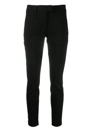 Dondup mid-rise skinny trousers - Black