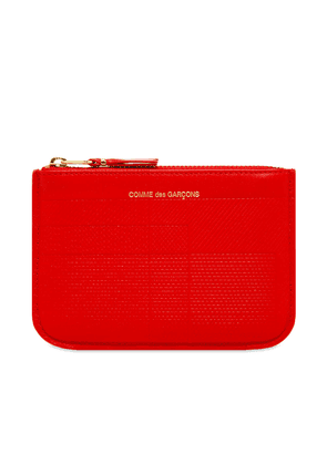 Comme des Garcons SA8100LS Intersection Wallet