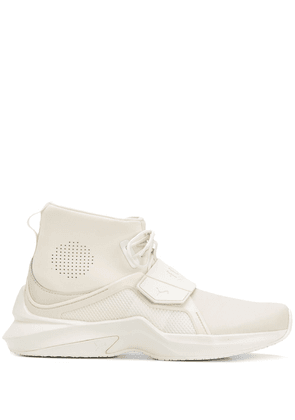 Fenty X Puma hi-top sneakers - White