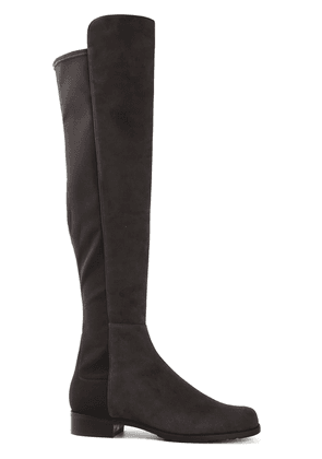 Stuart Weitzman over-the-knee boots - Grey