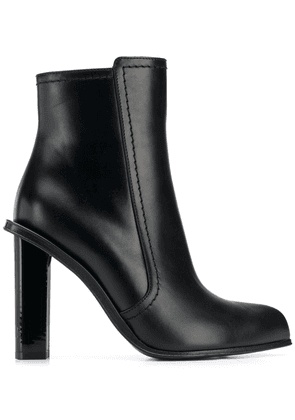 Alexander McQueen 120mm ankle boots - Black