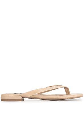 Senso Brooklyn thong strap sandals - DO NOT USE - IVORY