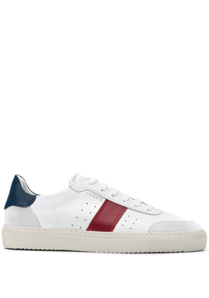 Axel Arigato Dunk V2 contrasting tape sneakers - White