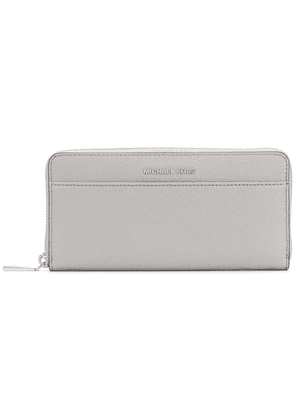 Michael Michael Kors Mercer continental wallet - Grey