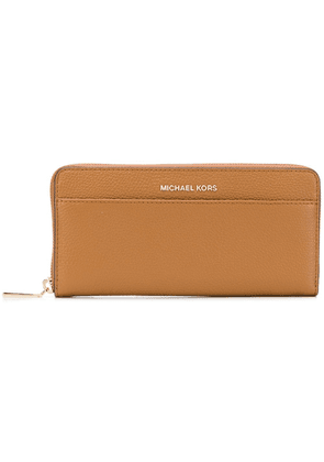Michael Michael Kors Mercer continental wallet - Brown