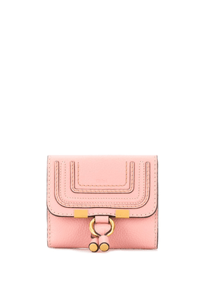 Chloé Marcie square wallet - PINK