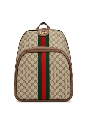 Gucci Ophidia GG Supreme Medium Monogrammed Backpack