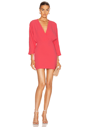 IRO Detina Dress in Hot Coral - Pink. Size 40/8 (also in ).