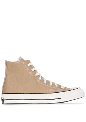 Converse Chuck 70mm high-top sneakers - Brown