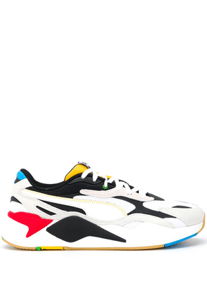 Puma RS-X panelled low-top sneakers - White