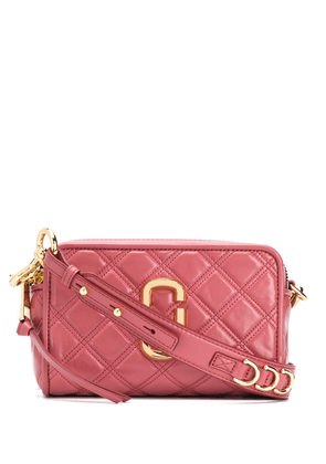 Marc Jacobs The Quilted Snapshot bag - Red