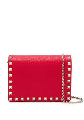 Valentino Garavani mini Rockstud crossbody bag - Red