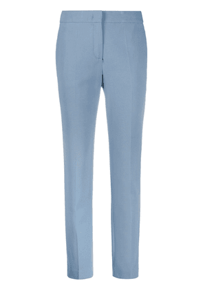 Moschino tailored slim-fit trousers - Blue
