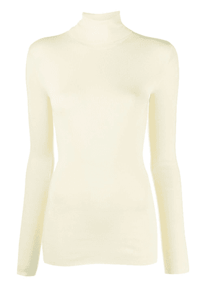 Gucci roll-neck knitted top - White