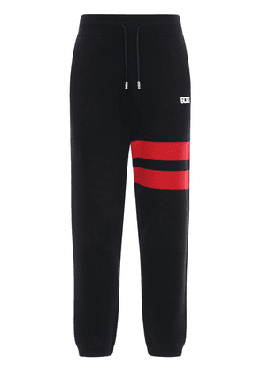 Printed Wool Blend Sweatpants