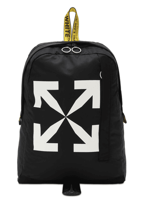 Easy Tech Backpack W/ Logo Webbing