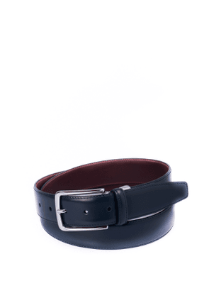 Corneliani Leather belt