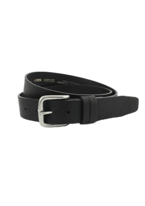 Thistleton Belt Black