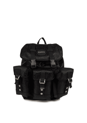 Gucci Off The Grid GG-jacquard Nylon Backpack