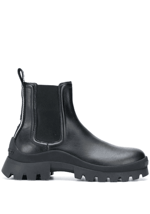 Dsquared2 chunky leather boots - Black