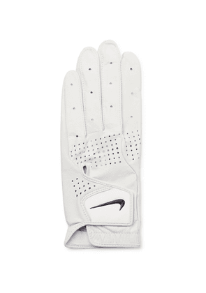 Nike - Tour Classic III Shell-Trimmed Perforated-Leather Golf Gloves - Men - Unknown
