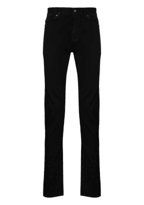Saint Laurent five pocket skinny jeans - Black