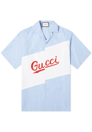 Gucci Oversized Vacation Shirt