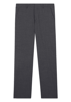 Burberry single-breasted wool suit - Grey