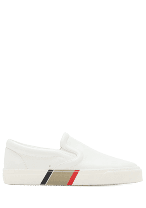 Thompson Leather Slip-on Sneakers
