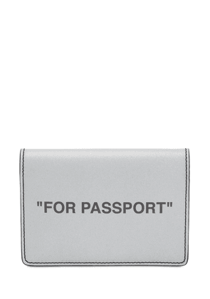 Reflective 'passport' Holder