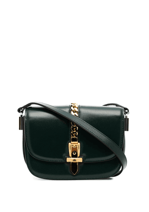 Gucci Sylvie leather crossbody bag - Green