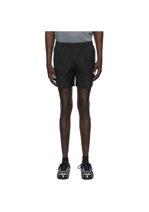 Balenciaga Black Running Shorts