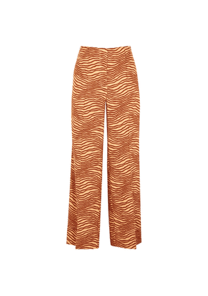BY MALENE BIRGER Andinah Printed Straight-leg Trousers