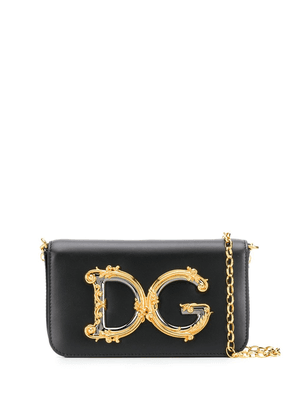 Dolce & Gabbana DG Girls crossbody bag - Black