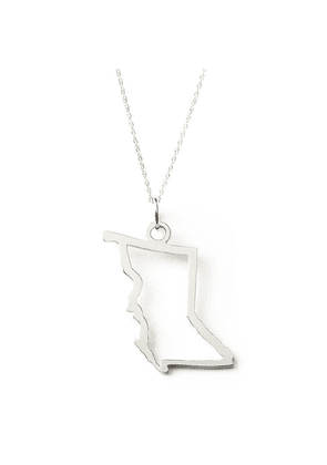 Maya Brenner World Necklace - British Columbia